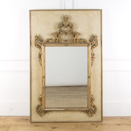 19th Century Italian Mirror MI7310134
