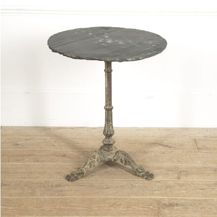 French 19th Century Metal Table TA6015173