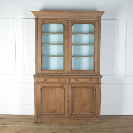 19th Century Oak Bookcase BK1058676