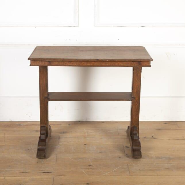 19th Century Oak Draftsman's Table OF8016045