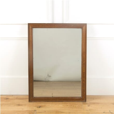 19th Century Oak Wall Mirror MI999936