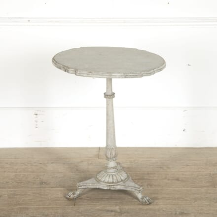 19th Century Oval Painted Table TC1110431