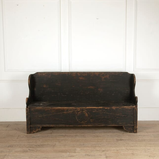 19th Century Painted Bench SB1110894