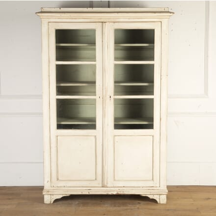 19th Century Painted Cabinet CU9014527