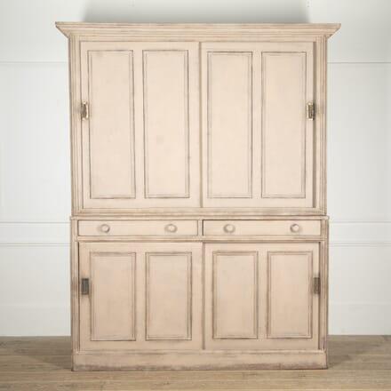 19th Century Painted Housekeeper's Cupboard CU8217090
