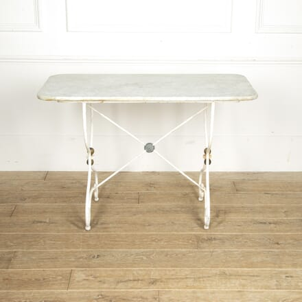 French 19th Century Pâtisserie Table GA1515221