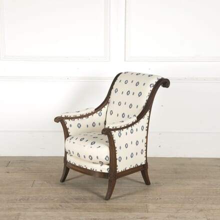 19th Century Petite Louis-Philippe Period Armchair CH9210524