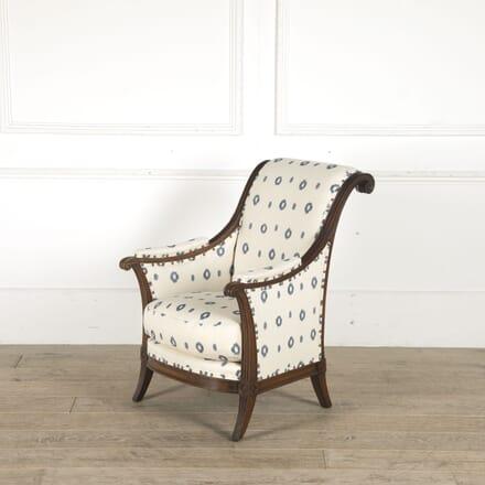 19th Century Petite Louis-Philippe Period Armchair CH9210524