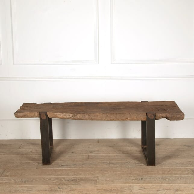 19th Century Primitive Coffee Table CT0210792