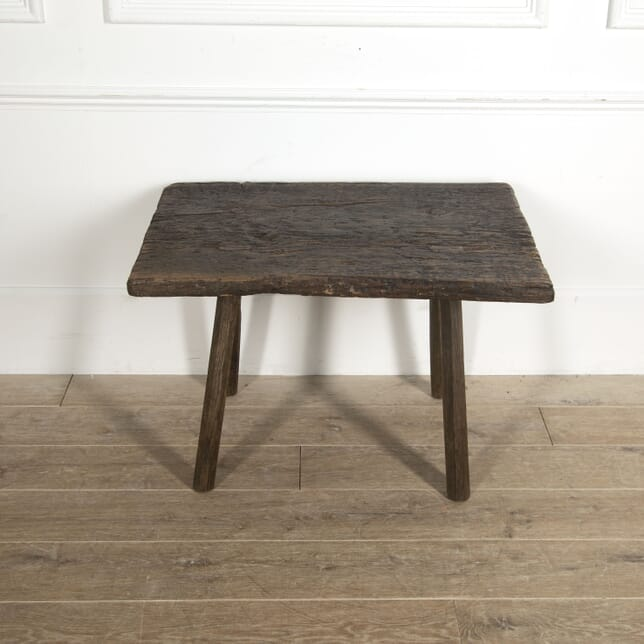19th Century Small French Work Table TC7715077