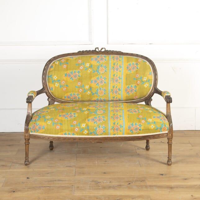 French 19th Century Canapé Sofa SB6614873
