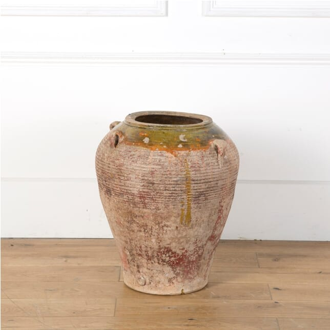 19th Century Spanish Glazed Pot GA7310126
