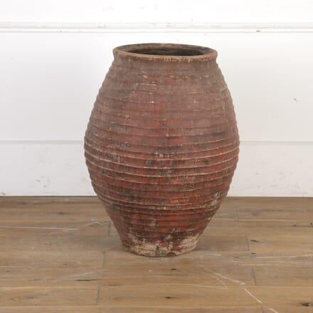 Spanish 19th Century Olive Pot GA9016099