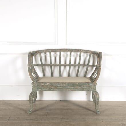 19th Century Swedish Bench SB6010229