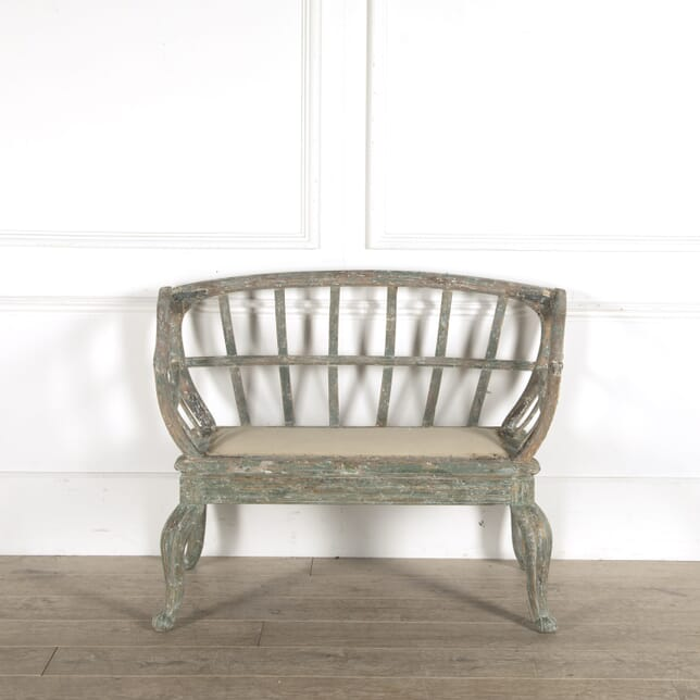 19th Century Swedish Bench SB6010229