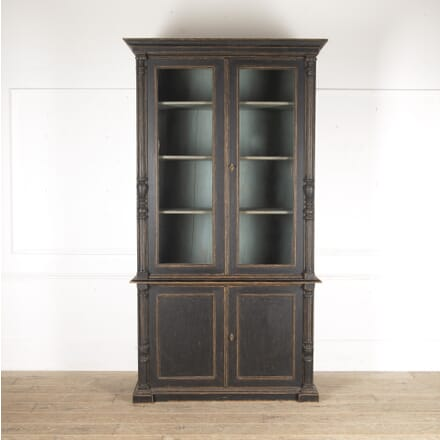 19th Century Swedish Bookcase BK6013679