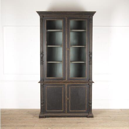 19th Century Swedish Bookcase BK6013679
