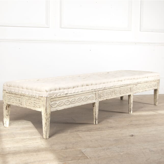 19th Century Swedish Footstool ST6013680