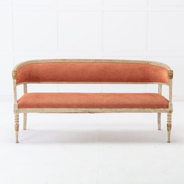 Swedish 19th Century Painted Sofa SB0616250