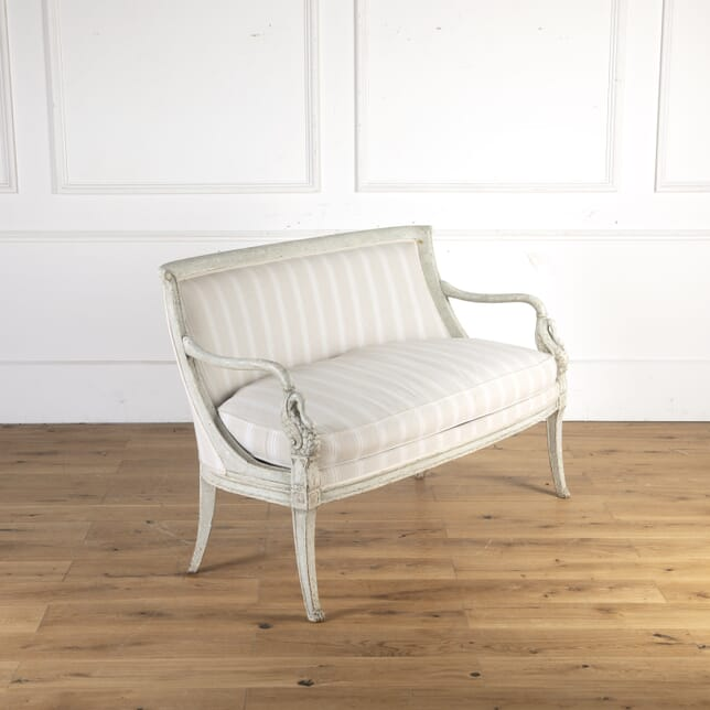 19th Century Swedish Sofa SB7359902