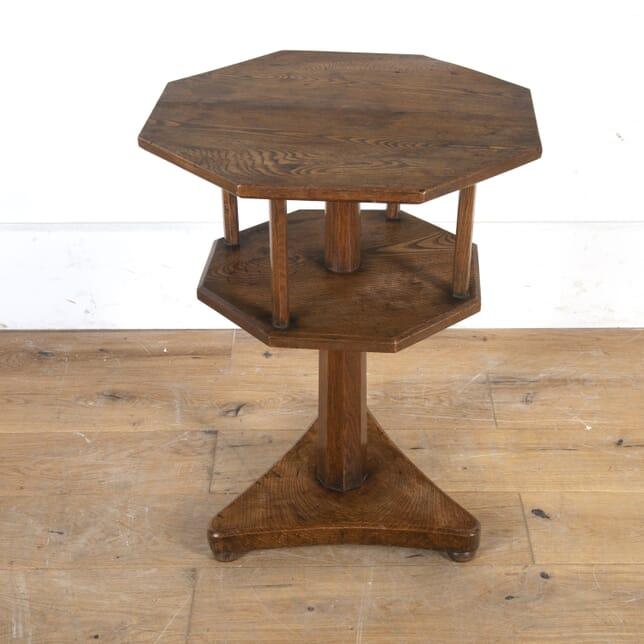 English 19th Century Revolving Table CO5516216
