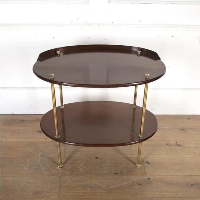 19th Century Two-Tier Étagère Table TC8215035