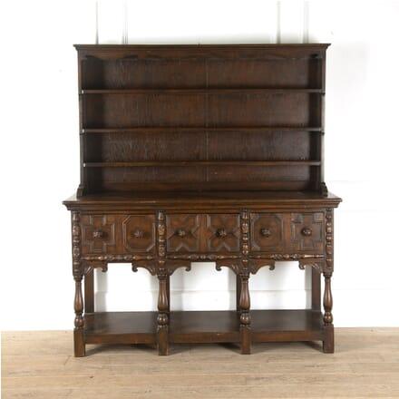 19th Century Welsh Oak Dresser OF8811095