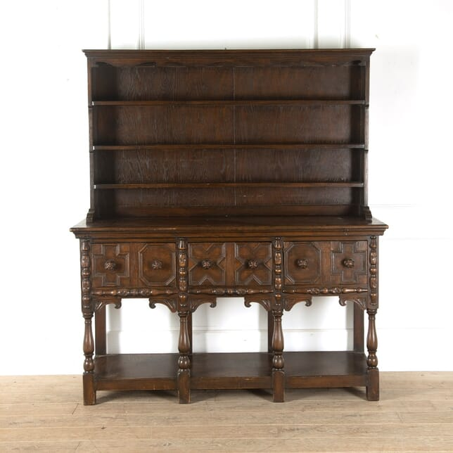 19th Century Welsh Oak Dresser OF8811095