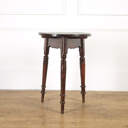 Welsh 19th Century Cricket Table CO8716930