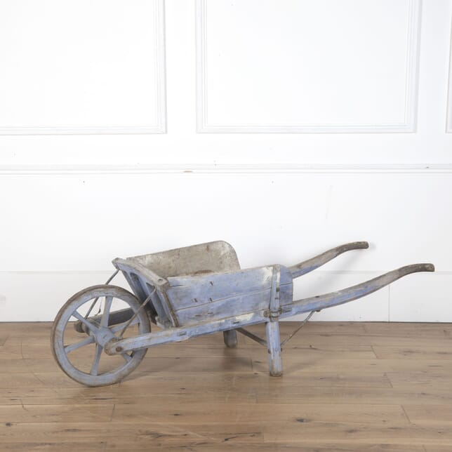 19th Century Wooden Wheelbarrow TS7110297