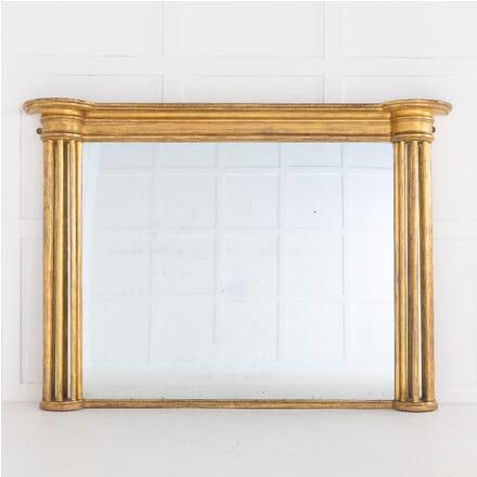 19th Century Regency Giltwood Overmantel Mirror DA0614211