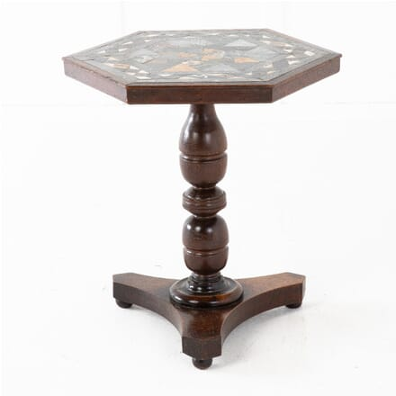 19th Century Specimen Marble Top Table CO0610639