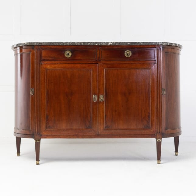19th Century French Mahogany Side Cabinet CO0614589