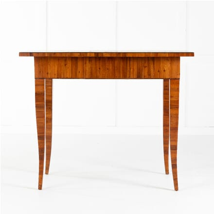 19th Century French Parquetry Side Table CO0612172