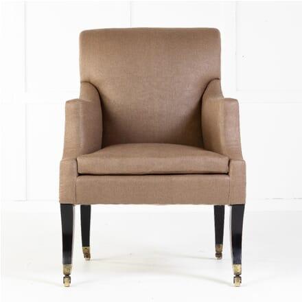 Regency Sabre Leg Library Chair CH0612007