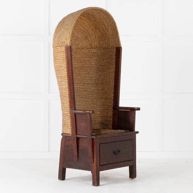 Late 19th Century Orkney Chair by D M Kirkness CH0612856
