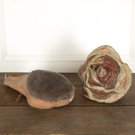 20th Century Butcher Shop Ham Displays DA7712356