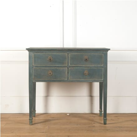 20th Century Dutch Painted Commode CC4310621