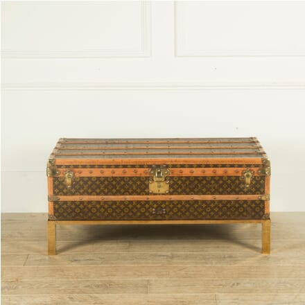 Louis Vuitton Steamer Trunk CB419722