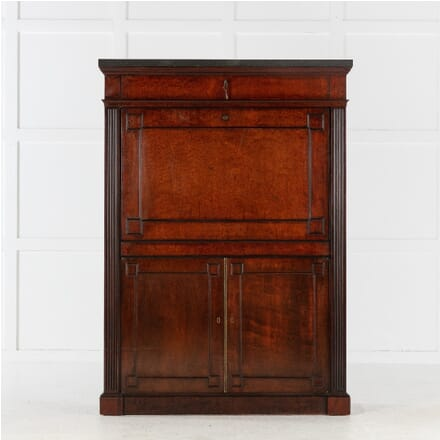Regency Mahogany Gillows Secretaire à Abattant DB0613724