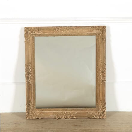 Carved French Framed Mirror MI159160