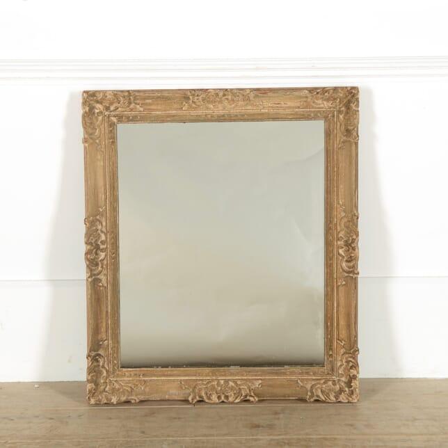 Carved French Framed Mirror MI159160