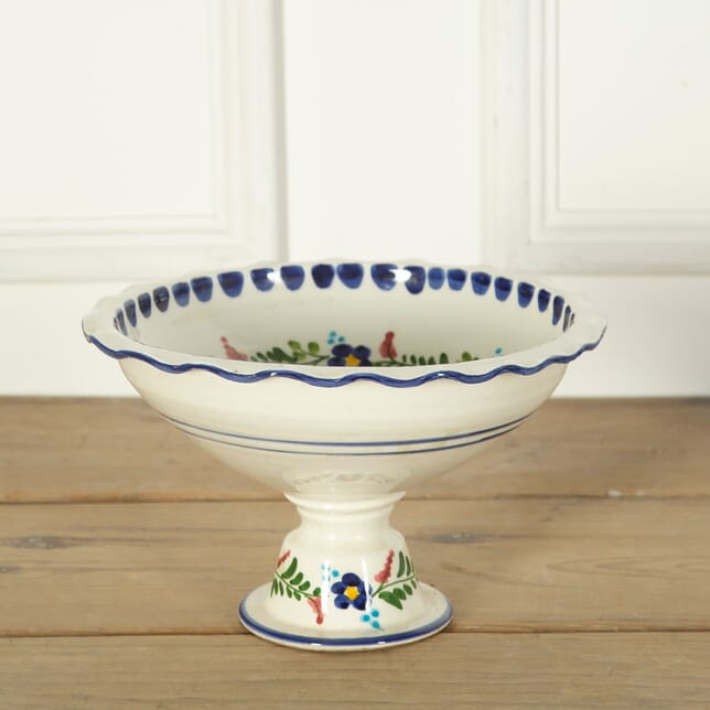 Hand Painted Fruit Bowl DA719141