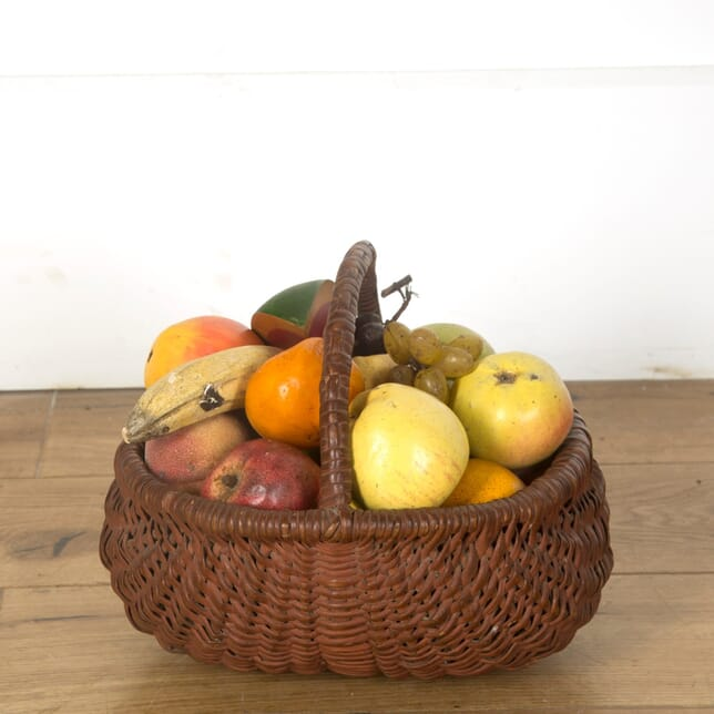 Collection of Victorian Wax Fruit DA518559