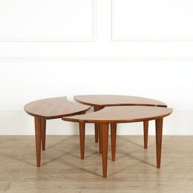 3 Part Modernist Coffee Table CT059112