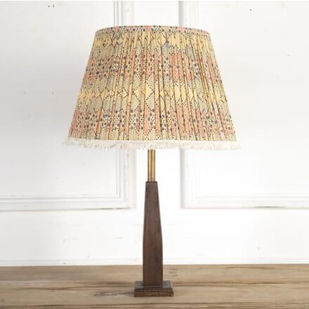40cm Bagru Blockprint Cotton Lampshade LS6614027