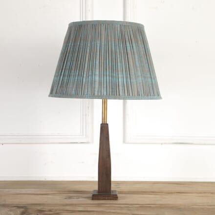 40cm Teal Splatter Lampshade DA6614131