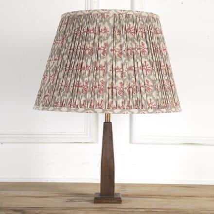 50cm Red Yoyo Cotton Lampshade DA6614204