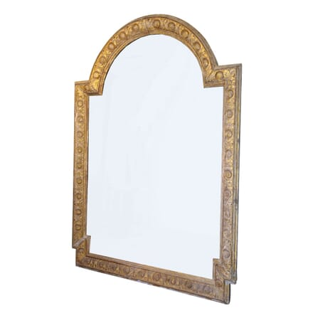 Large 18th Century Gilt Frame Mirror MI1260879