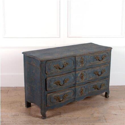 French Serpentine Commode CC0462206